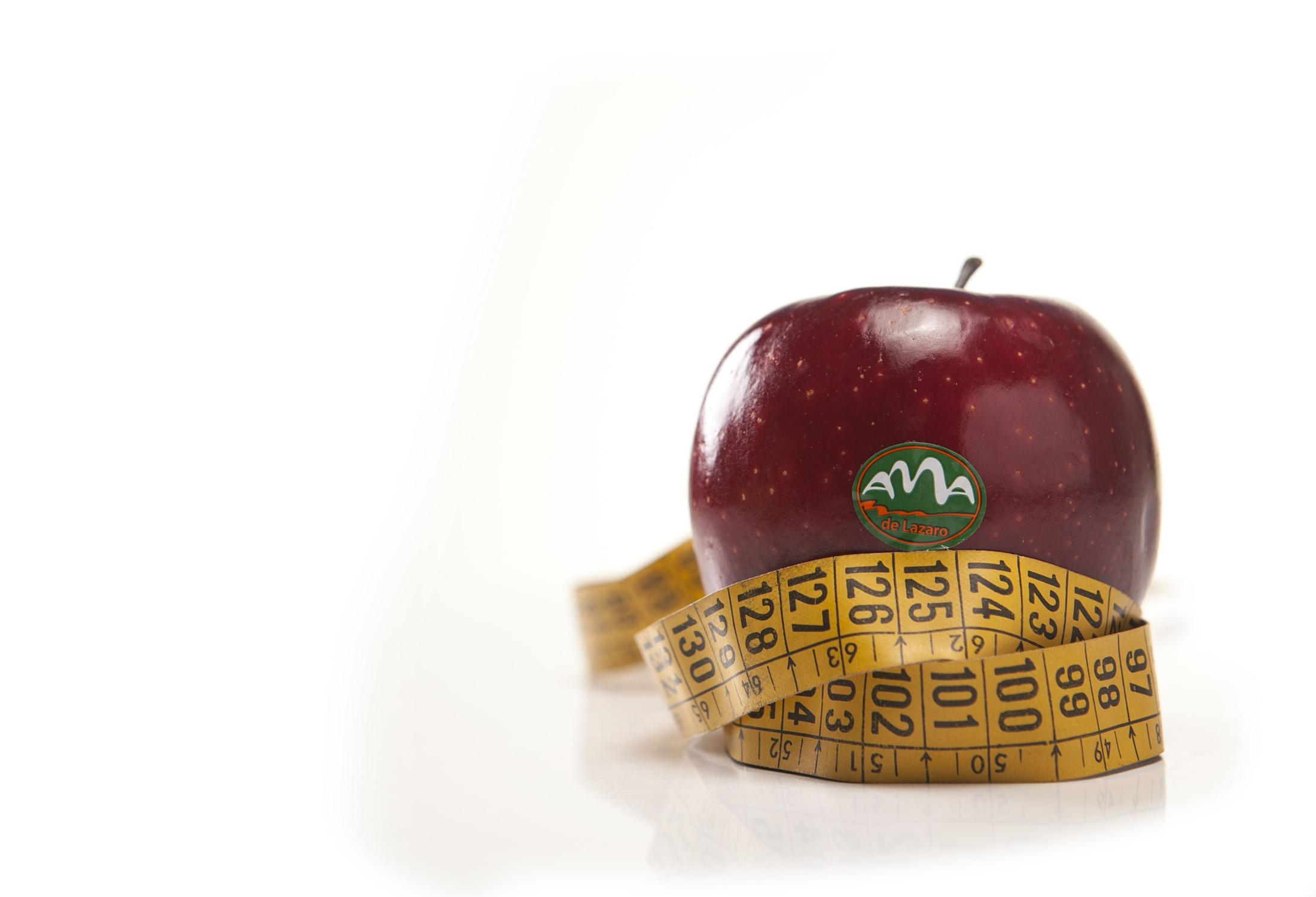 Adelgazar con manzanas