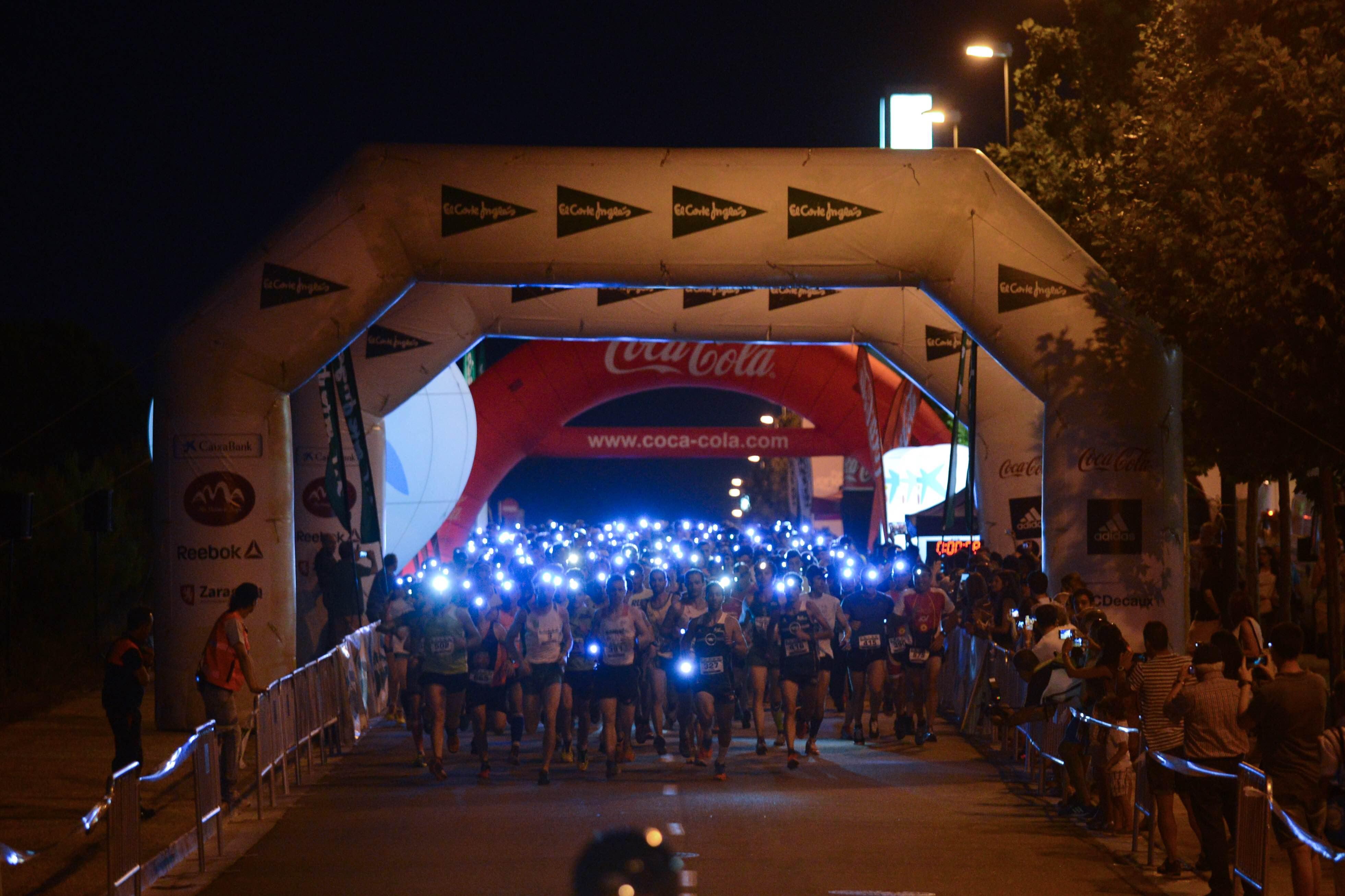 AMA – patrocina la carrera nocturna